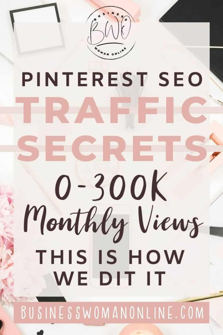 Pinterest SEO Traffic Secrets – How to skyrocket your growth