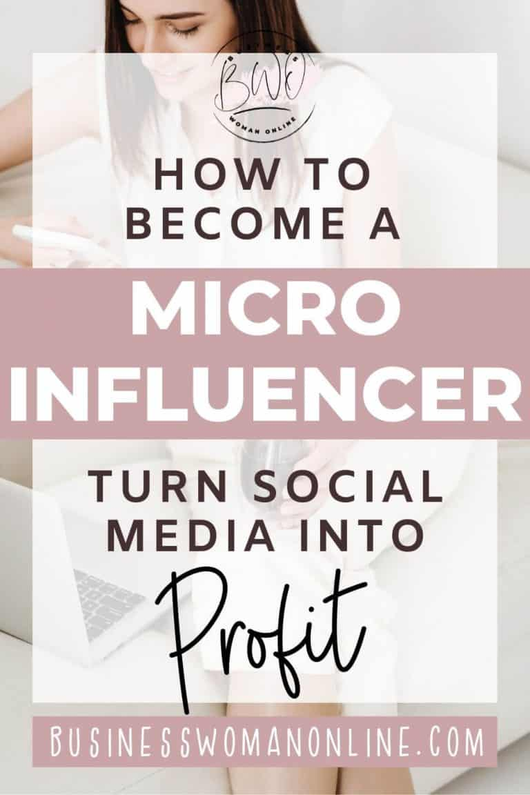 How to Become a Micro Influencer: 7 Steps for Turning Social Media Into Profit