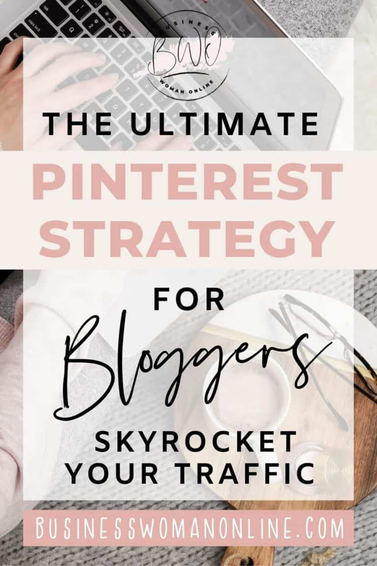 Pinterest Strategy for Bloggers – How to Drive Traffic from Pinterest