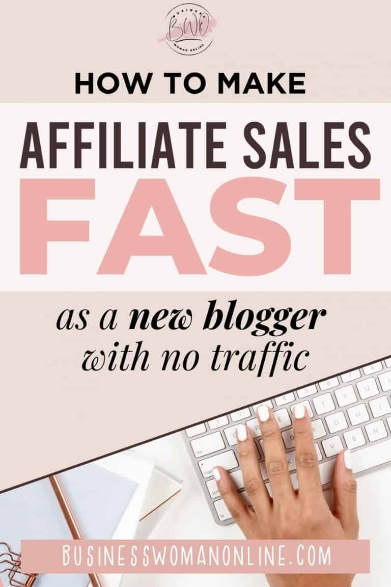 Affiliate Marketing for New Bloggers – How to Make Money Blogging
